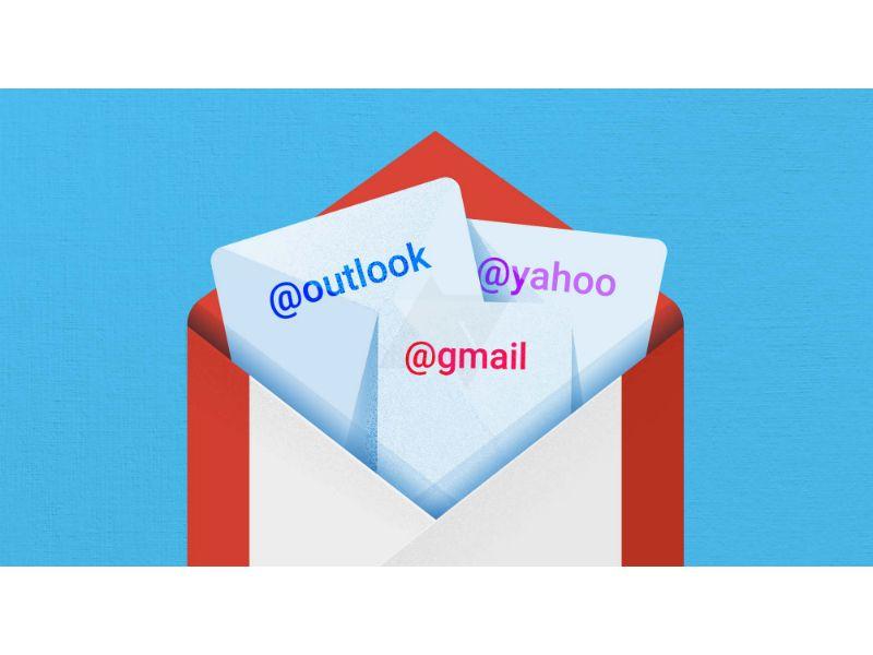 Las cuentas de Yahoo! y Outlook ser�n aceptadas por Gmail para Android