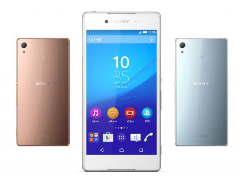 Sony Xperia Z4  mantiene el dise�o