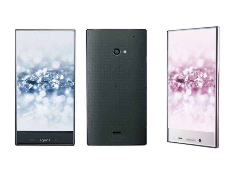 Aquos Crystal 2, otro tel�fono casi sin bordes