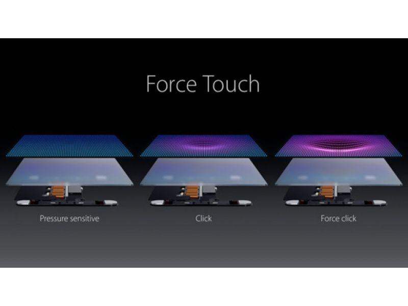 Force Touch llegar� con iOS 9