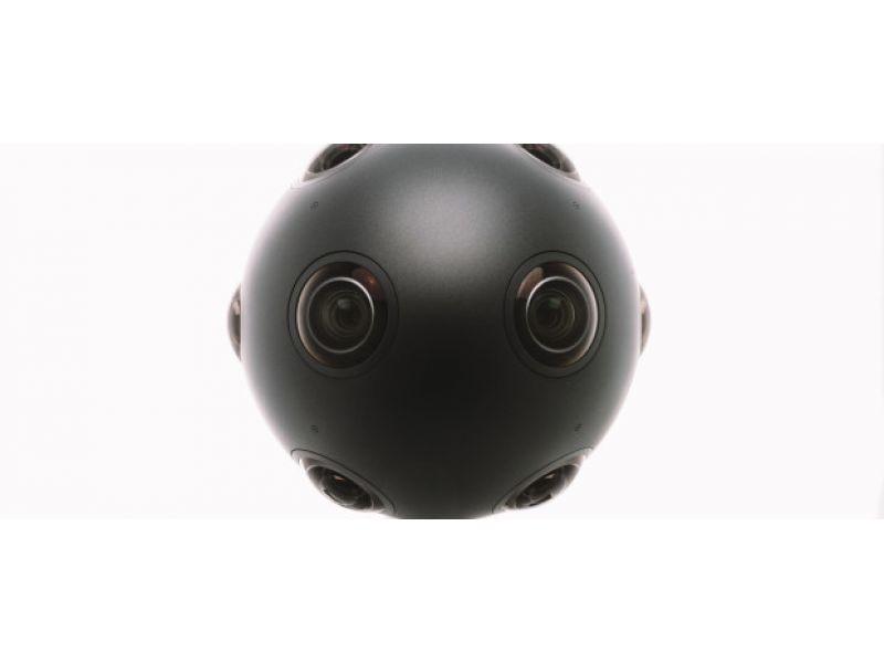 Nokia lanza OZO, una c�mara de realidad virtual