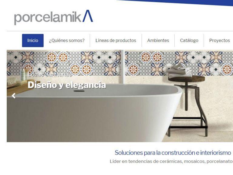 Soluciones para la construcción e interiorismo. - PorcelamikA
