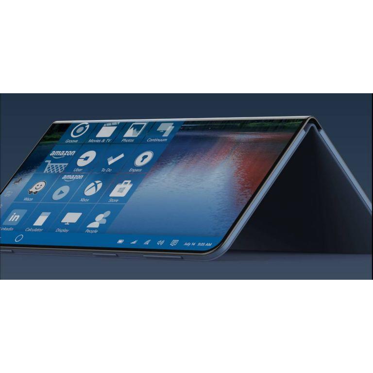 Microsoft si trabajaría en una Surface de pantalla plegable y se llama Centaurus