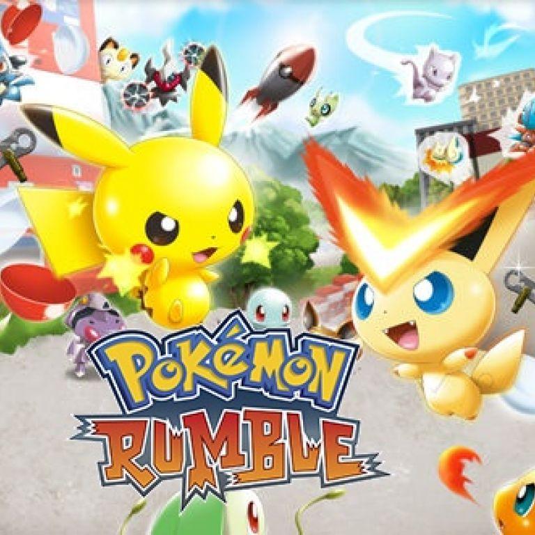 Anuncian Pokémon Rumble Rush para dispositivos iOS y Android