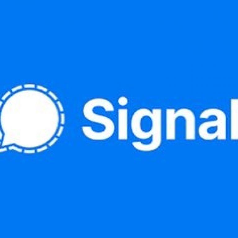 Signal ofrece novedosas características para chats grupales en nueva actualización