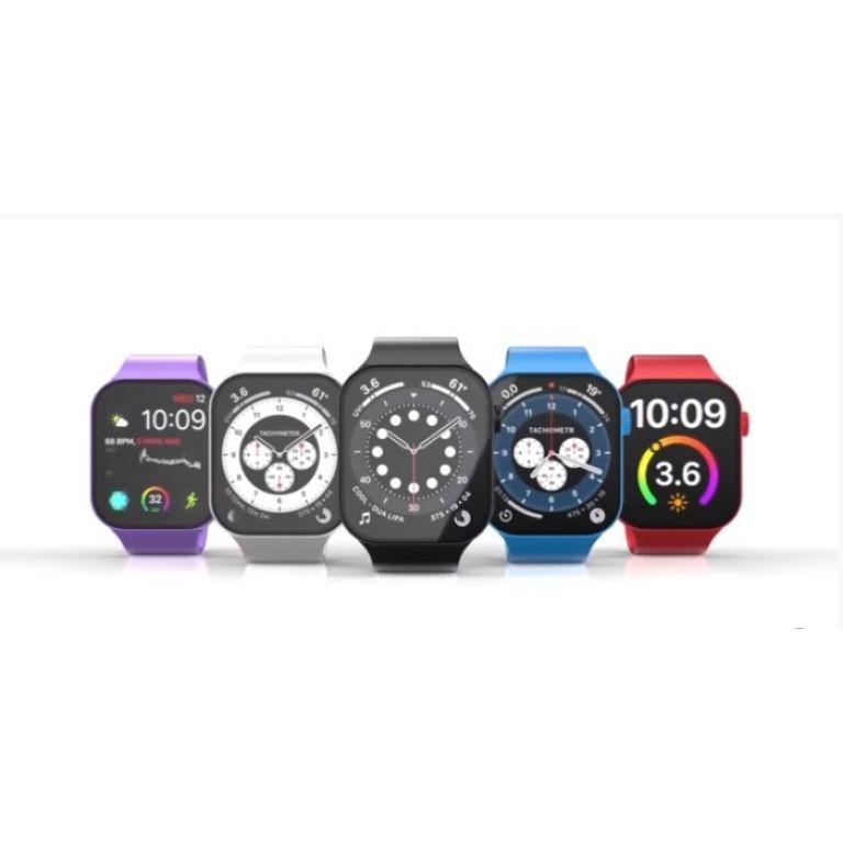 Apple Watch Series 7 filtra jugosos detalles antes de su presentación