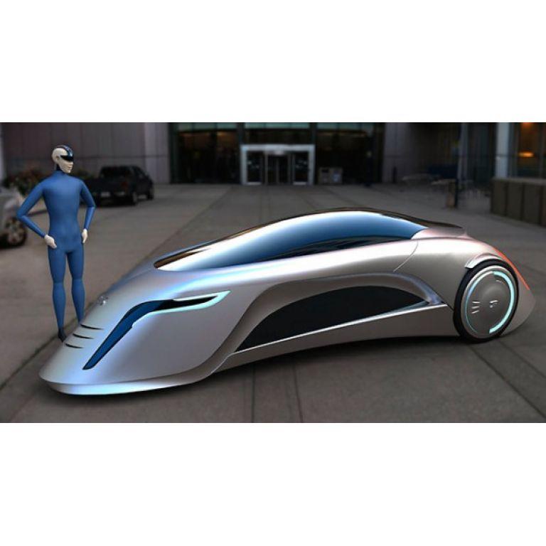 "El ""coche del futuro"""