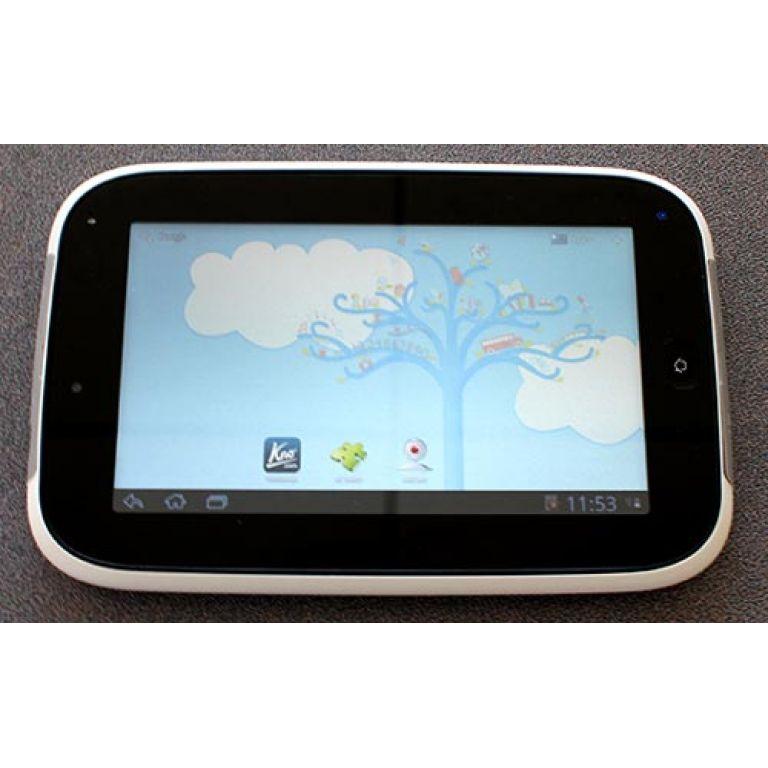 Intel presentó su tablet para estudiantes.
