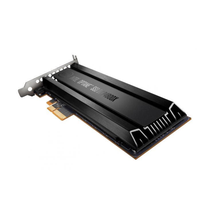 Intel lanzará sus discos Optane a finales de octubre