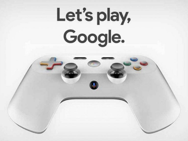 Patente de Google muestra el posible diseño de su control para videojuegos