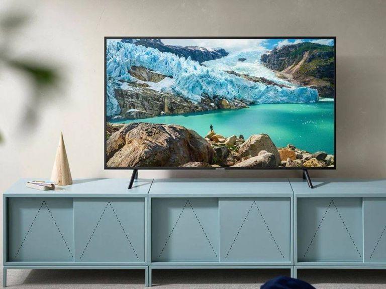 Revelan cómo sería el nuevo televisor 8K sin bordes de Samsungo