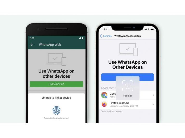 WhatsApp pedirá autentificación de biométricos para usar la versión de escritorio