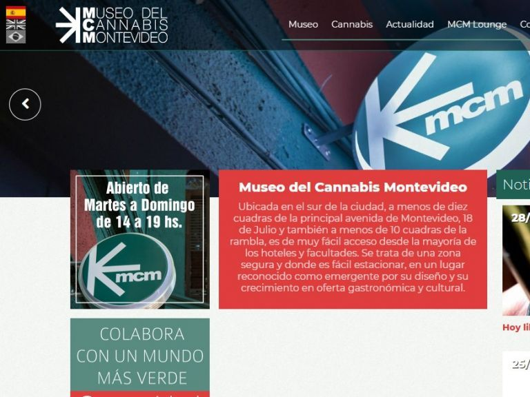Museo del Cannabis Montevideo